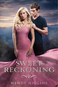 Review: Sweet Reckoning by Wendy Higgins -This was a fantastic ending to an unbelievably good series. It is full of sexy romance, heart wrenching moments, and unforgettable characters. I would highly recommend this to anyone that is a fan of young adult paranormal books. (click image for full review)