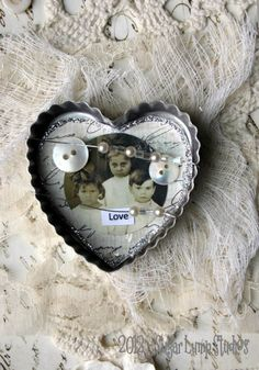 Love Altered Canvas