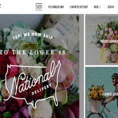 国内産の花々を無駄なくアレンジするオンラインフラワーショップに注目