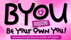 Self-esteem magazine for girls. Lots of great ideas for group & individual counseling.