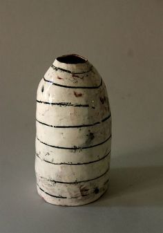 Ceramic vessel by Maria Kristofersson  lariwashburn:  (via Pin...