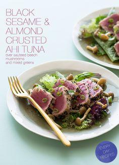 sesame-almond-crusted-ahi-tuna