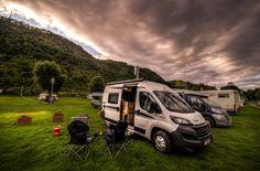Mograch Caravan Camper Van Karmann