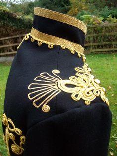 Adam Ant Jacket. British 1854 11th Hussar. Chrimean War Dolman | Uniforms…