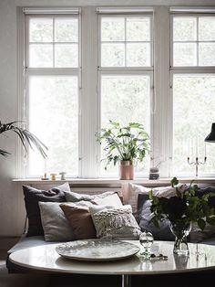 Wij zijn gek op Scandinavische interieur! Vandaar ook dat deze prachtige inri...