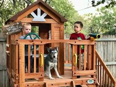 Cedar Cottage Costco is a cute playhouse with all the ...