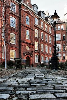 Garden of Hare Court, Inner Temple, London