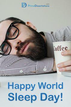 """The best bridge between despair and hope is a good night's sleep."" - E. Joseph Cossman Happy World Sleep Day!"