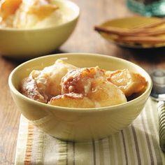 Glazed Cinnamon Apples Recipe from Taste of Home