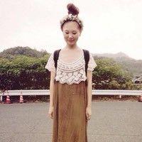 フェスの日だってナチュラルに♡キナリノ的フェスファッションコーディネート集