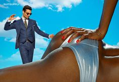 Beeld: Suit Supply 2016 campagne in high res, wallpapereditie