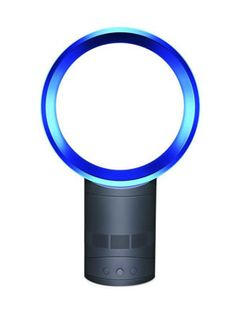 Dyson Air Multiplier. This sleek, bladeless electric fan isn't only a cool conversation starter; its unique design makes it child-safe (no places for small fingers to get caught) and super-easy to clean.