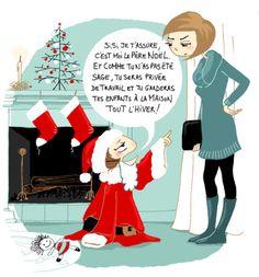 Mini moi de Noël by Anne BD