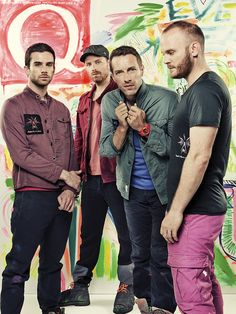 Awesome Coldplay pic.