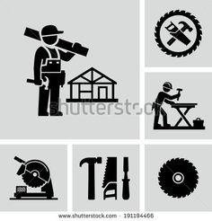 Logo Carpenter Stockfotos und -bilder | Shutterstock