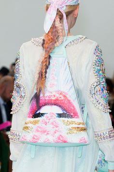 150 details photos of Manish Arora at Paris Fashion Week Spring 2015.