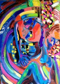 Apple Town (©2014 artmajeur.com/apple-town-35) Vendita quadri moderni in rete  In questa sezione web puoi ammirare l'imperdibile vendita quadri moderni realizzati da Alessandro Tognin, grande interprete dell'arte contemporanea al quale potrai rivolgerti per acquistare splendidi dipinti da inserire:  a casa; a lavoro; in ufficio; o dove preferisci.  Alessandro utilizza uno stile pittorico singolare, che gli permette di raccontare con la tecnica dell'olio su tela esperienze di vita ...