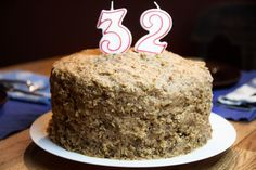 The Slippery Slope of Dieting and a Birthday Flourless German Chocolate Cake | Nourishing Nantucket