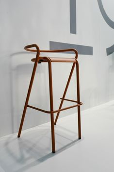 See the latest from leading Brands, Architects, Designers and Art Directors Stand Design, Chair Design, Bar Stools, Architects, Designers, Chairs, Furniture, Home Decor, Art