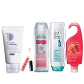 You'll love shopping AVON online for the latest Makeup, Skincare, Bath & Body, Fragrance, Hair, Fashion, Home, Children's and Men's products.