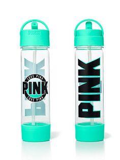 Campus Water Bottle PINK