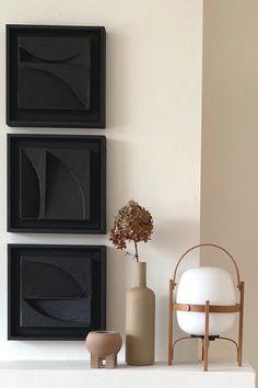 Interior Styling, Interior Decorating, Interior Design, Modern Scandinavian Interior, Wall Sculptures, Home Decor Accessories, Apartment Living, Wall Art Prints, Home Art