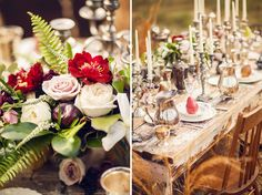 Gorgeous Victorian Wedding Inspiration
