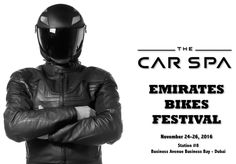 That's right! We #TheCarSpaUAE will be participating at the #EmiratesBikesFestival and will be featuring our very own #Lotus #C01 #motorbike! We'll also be featuring some of our latest and exclusive #bike and #carcare products. Our station (#8) will be open for visitors from 2pm this coming Thursday November 24th till Saturday the 26th at Bay Avenue, #BusinessBay – #Dubai. We'd love to see you there! #Vehicles #Autos #Motos #AbuDhabi #InAbuDhabi #MyAbuDhabi #MyDubai #InDubai #MyUAE
