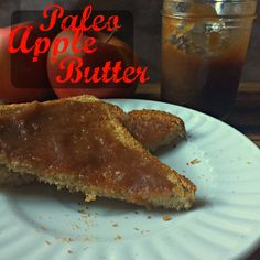 Paleo Apple Butter is not just for people on paleo diets! This apple butter is so yummy and tasty that you no one will know it truly is good for them too!