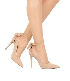 ac6313072b7 Enjoy exclusive for Fashare Womens Pointed Toe High Heels Bowtie Back Ankle  Buckle Strap D Orsay Dress Pumps Shoes online - Yourfavoriteitems