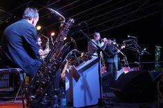 """Jazz à Juhègues"" Festival 2014 Barcelona Jazz Orchestra & Ricard Gili & Gemma Abrié ©OT TORREILLES www.torreilles.com"