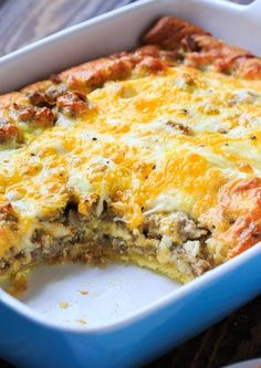 Sausage and Crescent Rolls Casserole # breakfast casserole with hashbrowns Sausage and Crescent Roll Casserole Breakfast Casserole Sausage, Breakfast Bake, Breakfast Dishes, Breakfast Recipes, Crescent Roll Breakfast Casserole, Christmas Breakfast Casserole, Recipes With Breakfast Sausage Dinner, Cresent Rolls Breakfast, Breakfast Casserole With Croissants