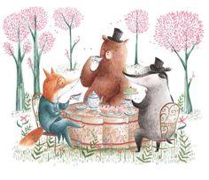 Rosie Butcher illustration