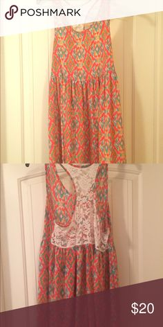 Spotted while shopping on Poshmark: Summer dress! #poshmark #fashion #shopping #style #Altar'd State #Dresses & Skirts