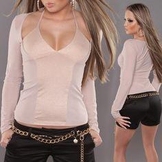 ba32b8e59c Bolerós fazonú nyakba kötős felső - Venus fashion női ruha webáruház -  Elképesztő árak - Szállítás 1-2 munkanap