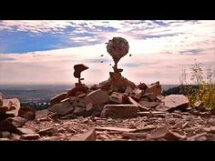 GRAVITY GLUE ::: Stone Balance Art / Yoga by Michael Grab . Pioneer / Visionary / Mover / Shaker of contemporary stone balance art (post Michael Gra. Land Art, Michael Grab, Stone Balancing, Balance Art, Rock Sculpture, Tales From The Crypt, Art For Art Sake, Stone Art, Videography