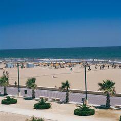 Playa Las Arenas, Valencia. Spain