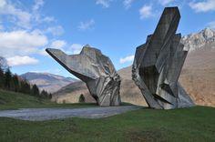 Spomenik Tjentiste, Bosna i Herzegovina
