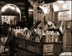 The Perfume Merchant - Al Hussein, Cairo - Egypt