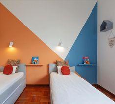 Boy Decor, Baby Room Decor, Bedroom Decor, Paint My Room, Wall Painting Decor, Bedroom Wall Designs, Room Wall Colors, Interior Design, Decoration