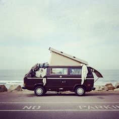 Photo by fosterhunting The Home Is Where You Park It Camper kickstarter ends tomorrow. This will be the cover. Back now or forever hold your peace. Follow the link in my profile or head to http://www.kickstarter.com/projects/fosterhuntington/home-is-where-you-park-it