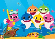 What parent couldn't use some backup when it comes to persuading kids to wash their hands right now? Pinkfong is here to help.From Disco Baby Shark to Valentine's Day Baby Shark, Pinkfong has come … Video Baby Shark, Play Baby Shark, Baby Shark Song, Baby Shark Youtube, Shark Costumes, Baby Costumes, Cool Costumes, Costume Ideas, Tags