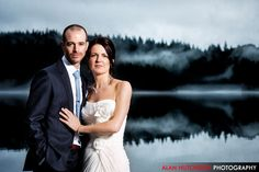 A Misty Scottish Wedding on the Shores of Loch Ard – Altskeith House Wedding | http://www.alanhutchison.co.uk/weddings/altskeith-house-wedding/