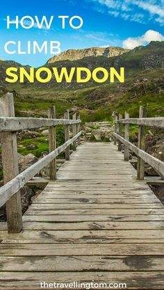 Climbing Snowdon (Your Guide To Wales' Beautiful Mountain! Backpacking Europe, Europe Travel Tips, European Travel, Travel Guides, Travelling Europe, Traveling, Snowdonia National Park, Visit Wales, Destinations