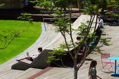 TCL_Monash-Uni-Caulfield-Campus-Green_Andrew-Lloyd-01 « Landscape Architecture Works   Landezine