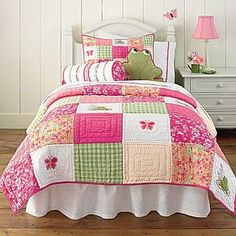 Kids Bedding, Zoe Twin Quilt and Accessories - jcpenney
