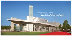If you are ever in Atlanta you must visit The World of Coca-Cola.  It is the only place where you can experience the fascinating story of the world's best-known beverage brand in a dynamic, multimedia attraction. Plus drink a lot of coke....LOL