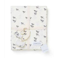 """Liewood - Bettwäsche """"Paper plane"""""""