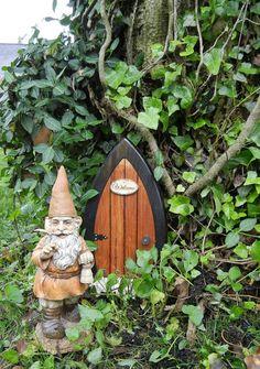 Faerie Doors Fairy Doors Gnome doors Elf Doors     http://www.etsy.com/listing/48730770/faerie-doors-fairy-doors-gnome-doors-elf