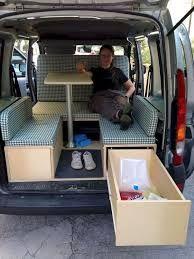 """Résultat de recherche d'images pour """"minivan camping conversion"""""""